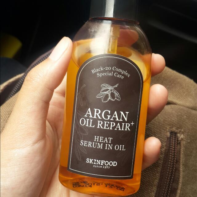 Argan Oil Repair Skin Food