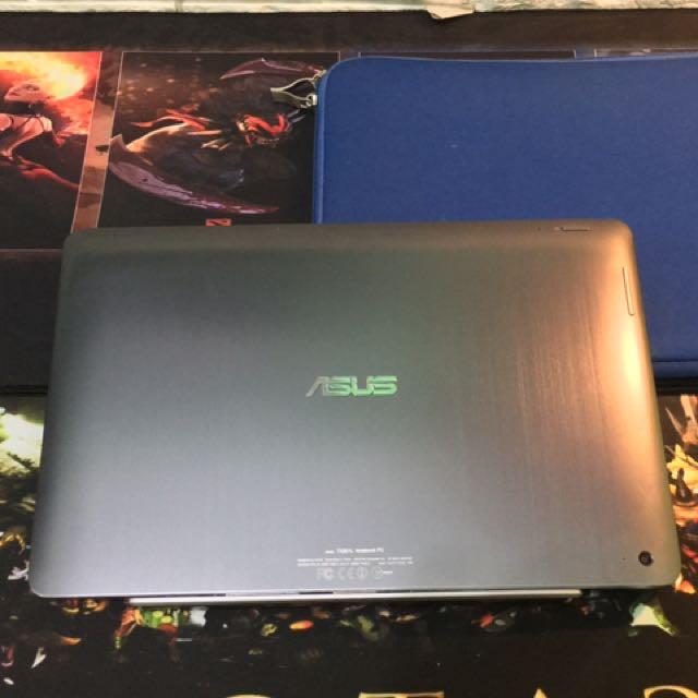 ASUS Transformer Book Trio TX201LA Core i7 4th gen 2.4Ghz 4Gb 500gb