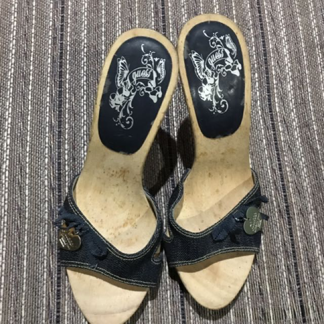 Authentic Guess Heeled Sandals