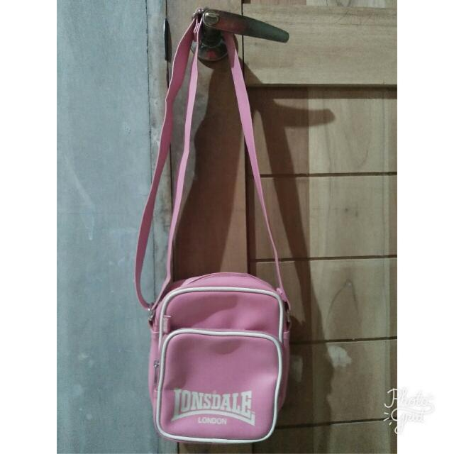 Authentic Lonsdale Body bag