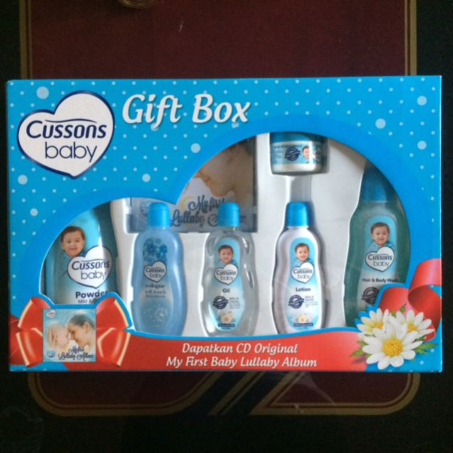Baby Cussons Gift Box