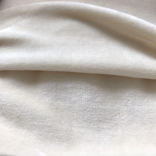 Bamboo Velour Fabric Cloth Diaper Fabric