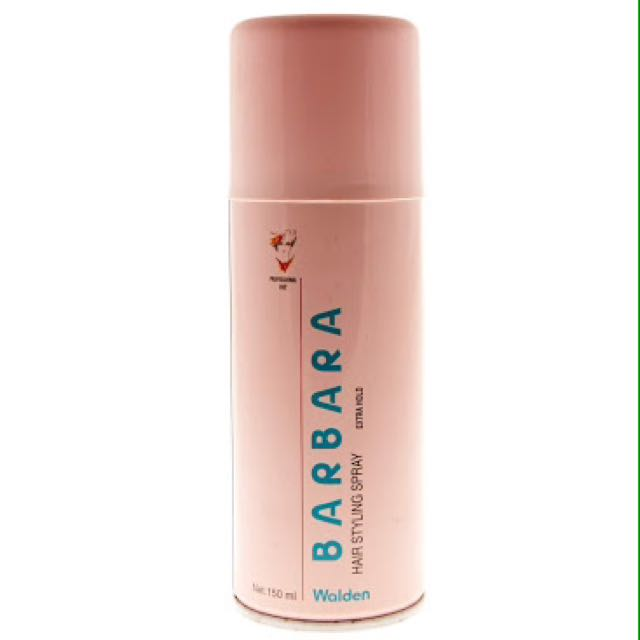 BARBARA HAIR SPRAY