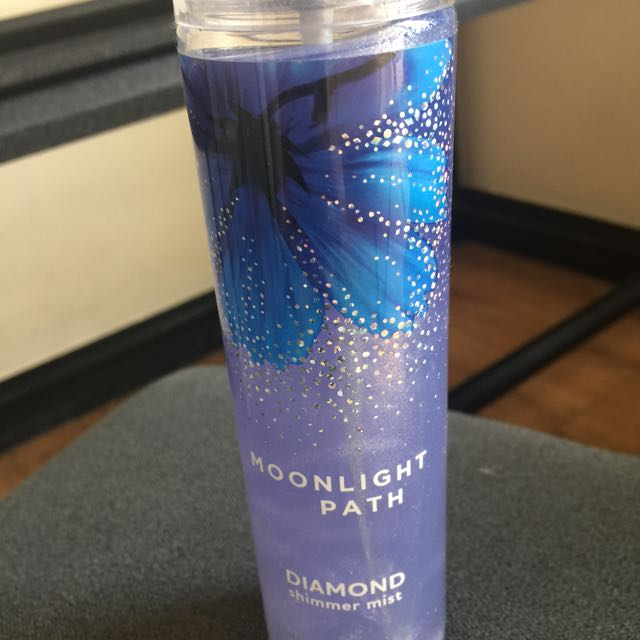 Bath & Body Works Moonlight Path Diamond Shimmer Mist