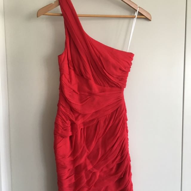 Wish Size 6 Silk Dress