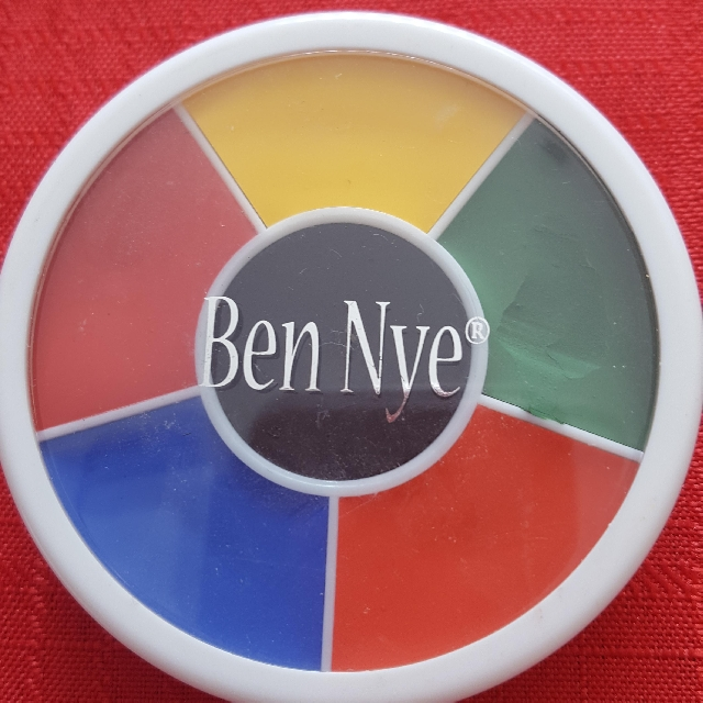 Ben Nye Colour Wheel - Rainbow