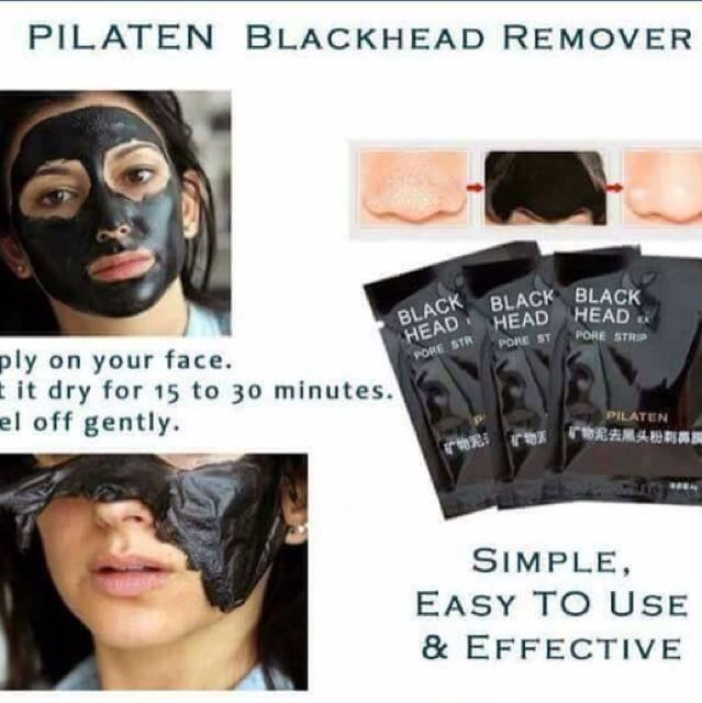 Blackheads Remover Mask