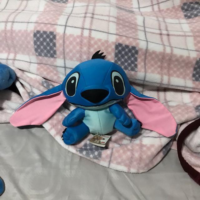Boneka Stitch Pasir