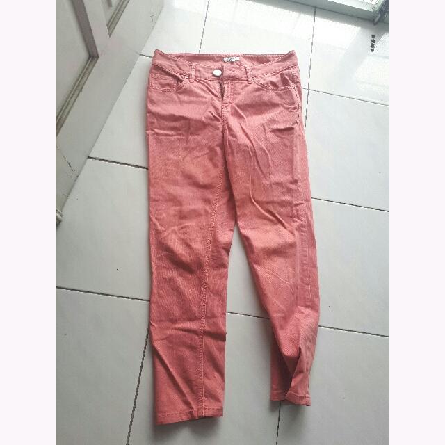 Bossini Pink Jeans