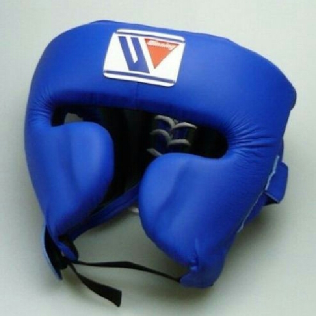 Boxing Headgear (Winning BLUE)