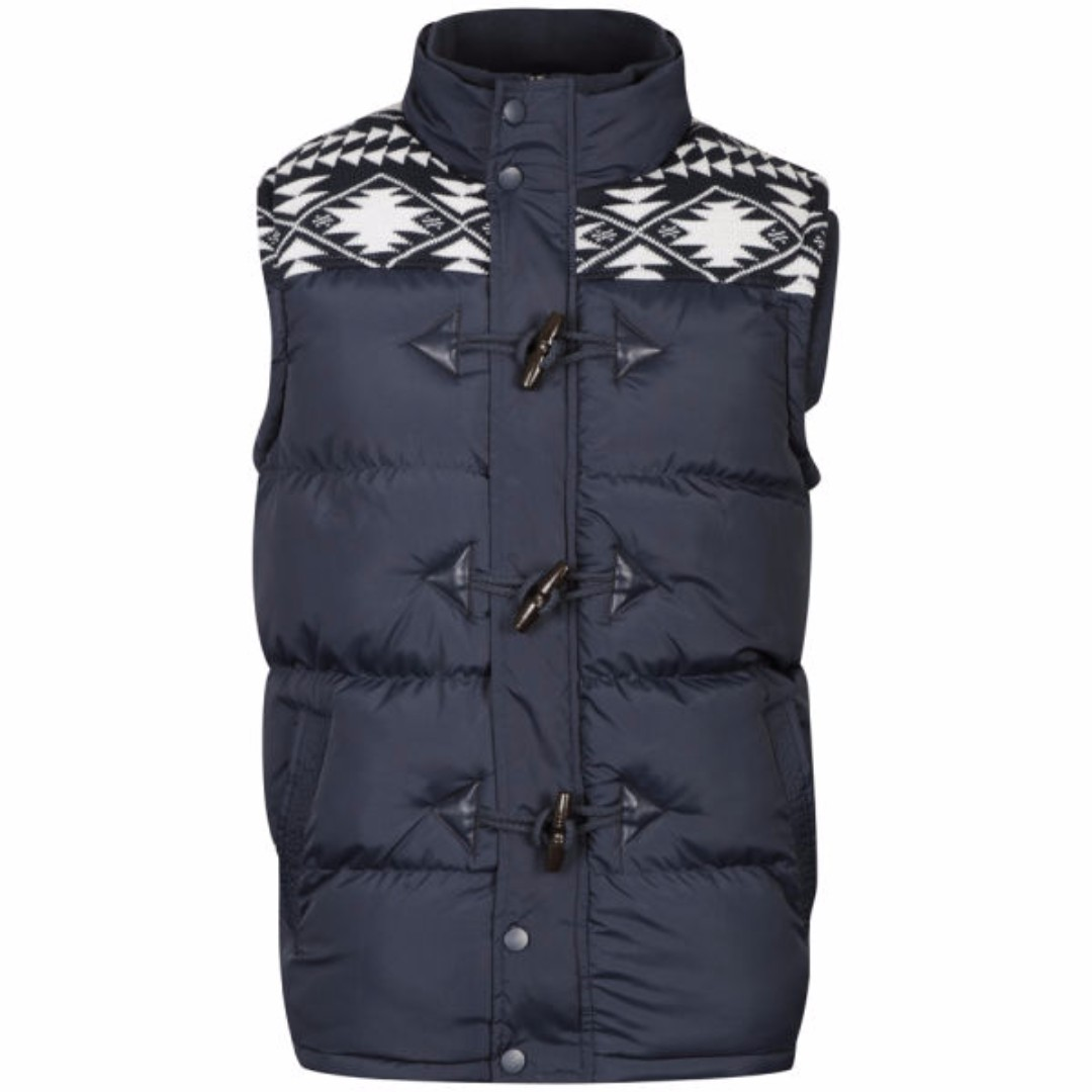 Bravesoul Burnley Vest - Size Small