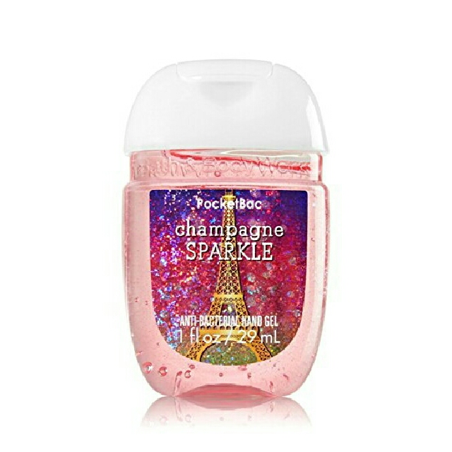Champagne Sparkle - Anti Bacterial Hand Gel/ Hand Sanitizer - Bath & Body Works