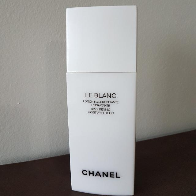 150 Ml Chanel Le Blanc Brightening Moisture Lotion