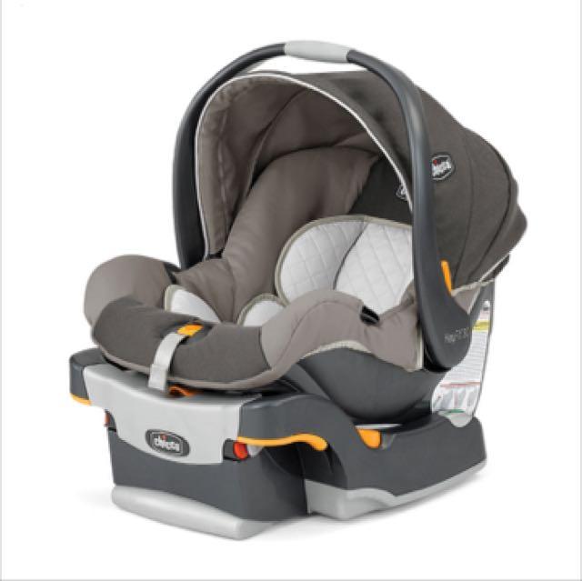 Chicco KeyFit 30 isofix 嬰兒安全座椅提籃