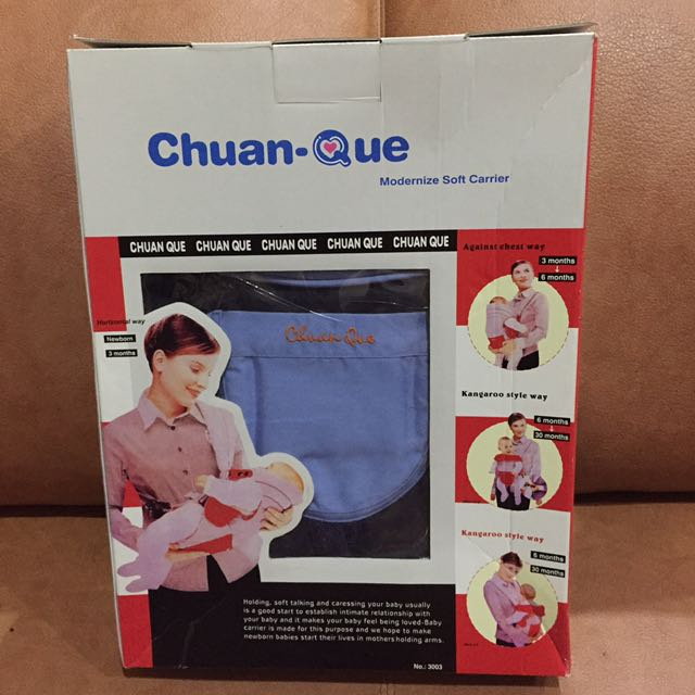 Chuan Que Gendongan Bayi