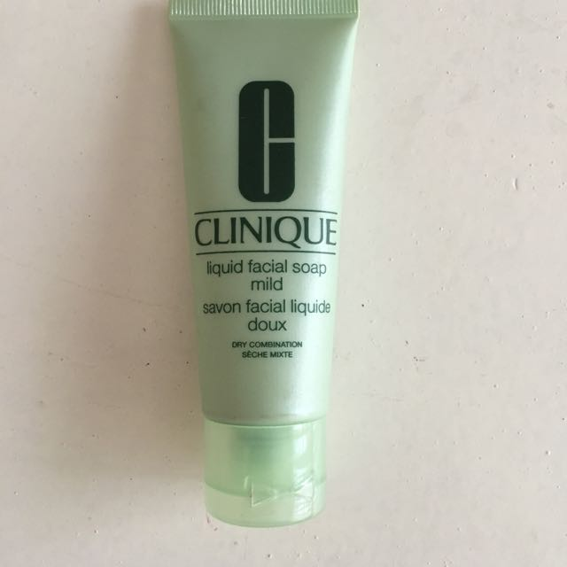 Clinique Facial Wash
