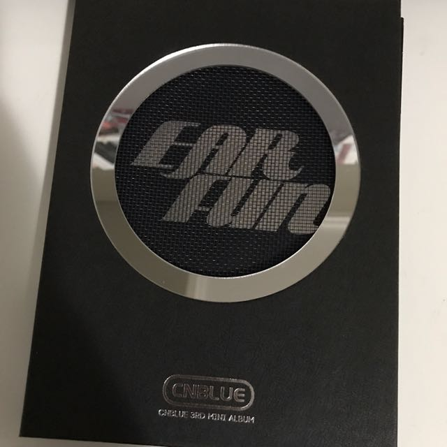 CNBLUE Ear Fun 3rd Mini Album