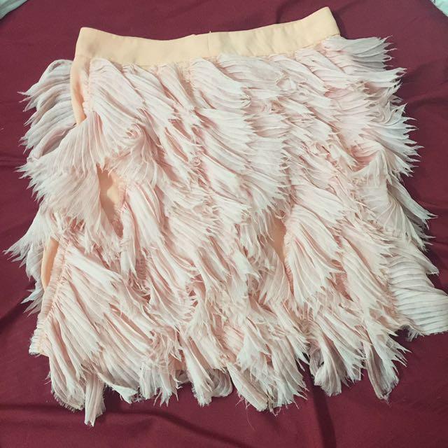 Designer Can Kòre Ruffles Skirt