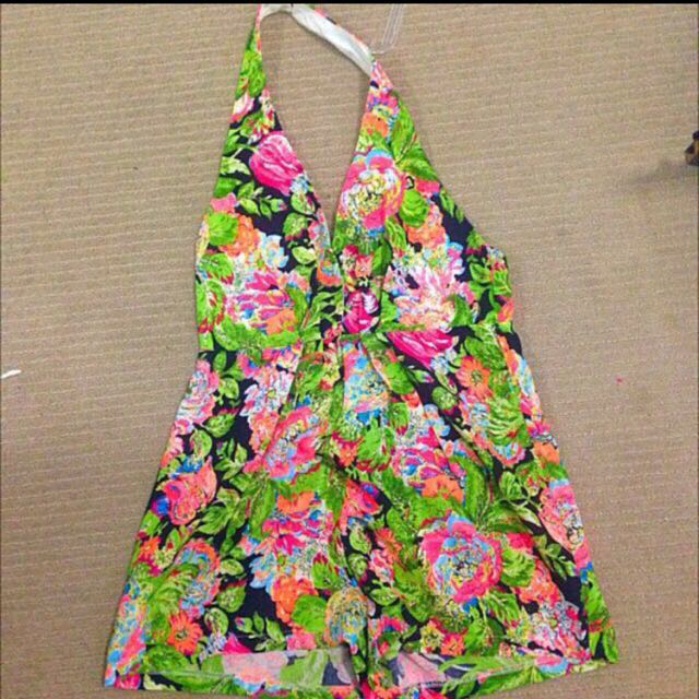 Dolly Girl Fashion Playsuit (8)