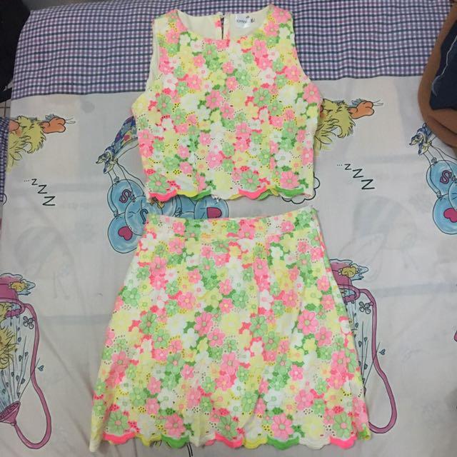 Dress Sepasang