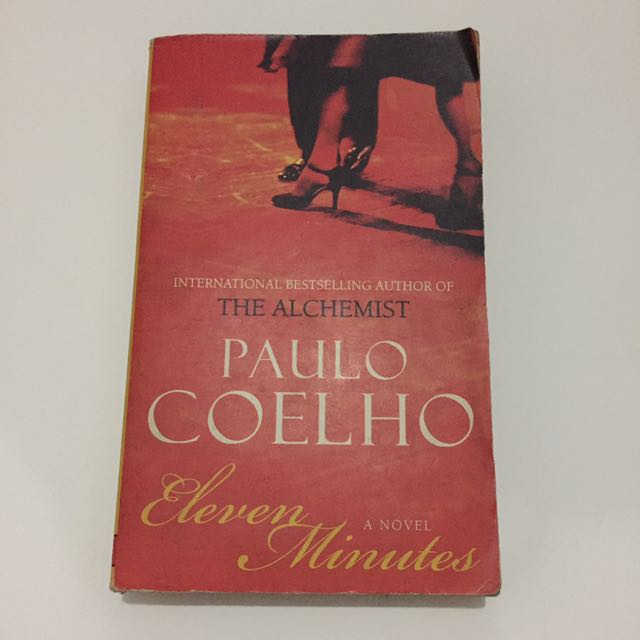 Eleven Minutes by Paulo Coelho (Paperback)