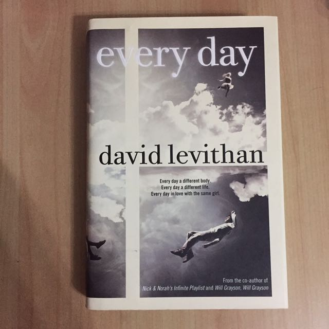Everyday by David Levithan
