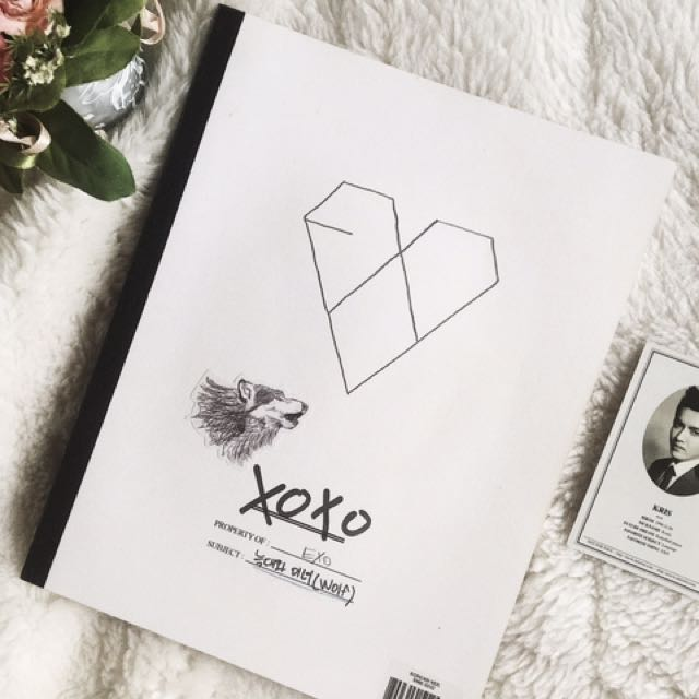 EXO XOXO Album (Korean Version)