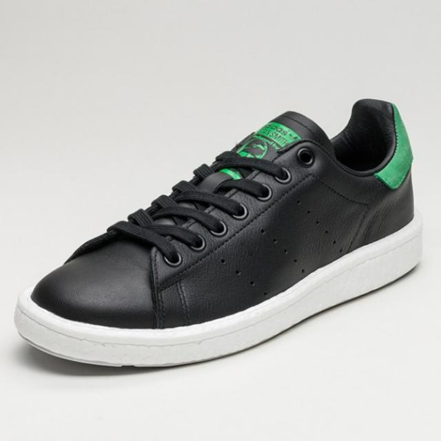 3a0b129a288 FAST!!) Adidas Stan Smith Boost Core Black