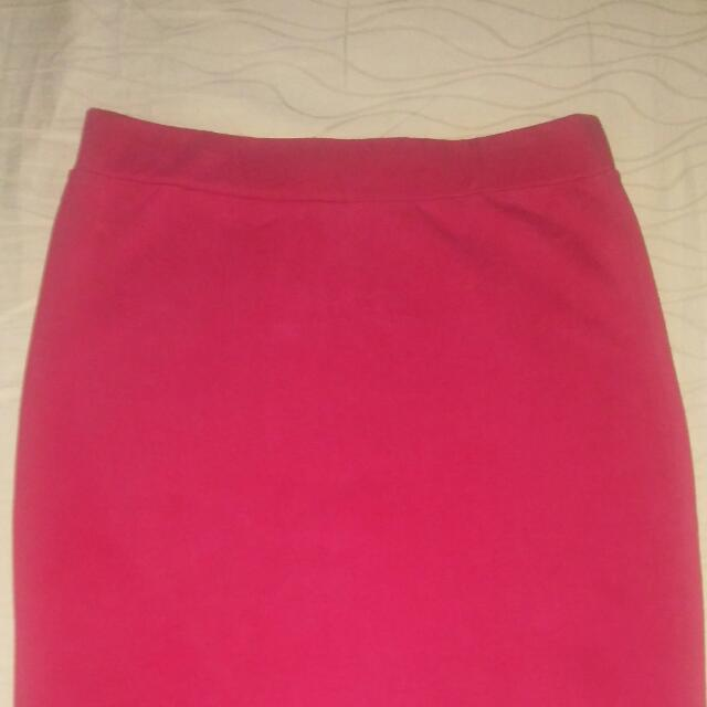 Forever21 Midi Skirt