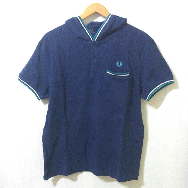 Fred Perry Short Jumper