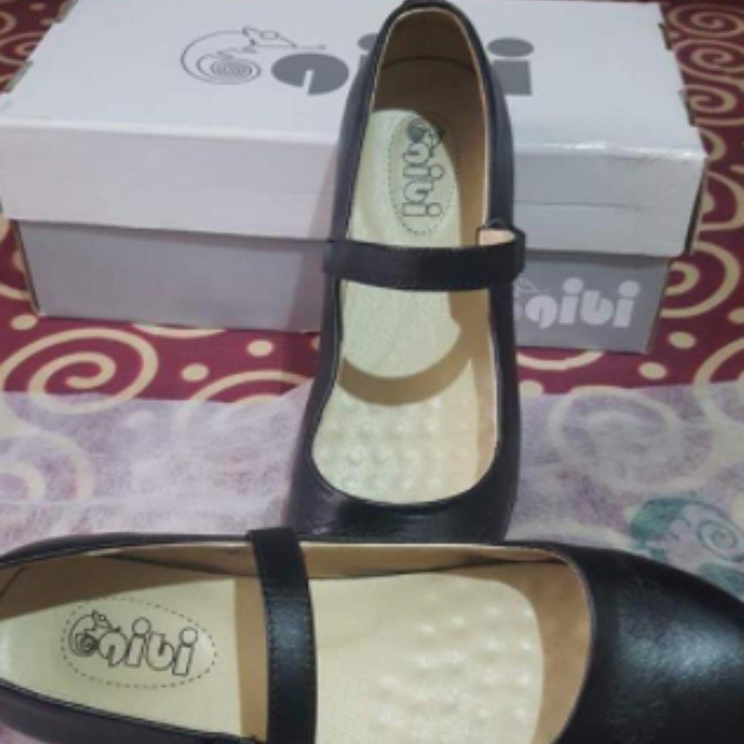 Repriced!!! Gibi Black Shoes