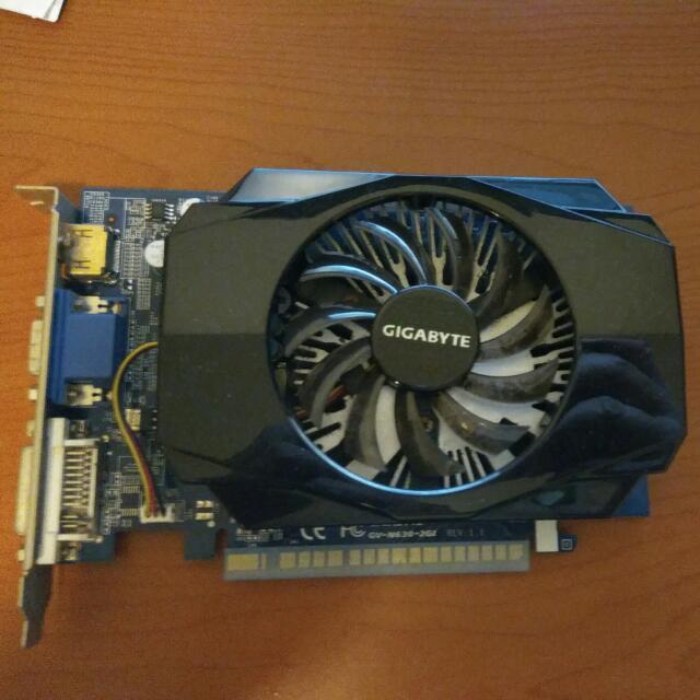 Gigabyte N630 顯示卡