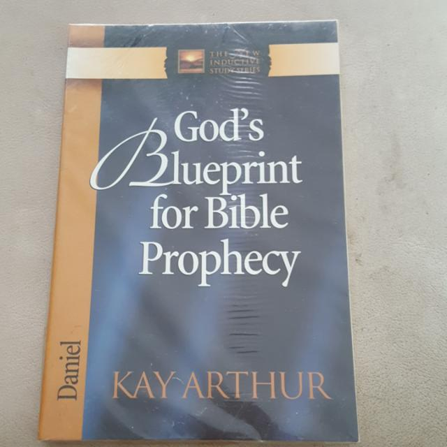 Gods blueprint for bible prophecy the new inductive study series photo photo photo photo malvernweather Image collections