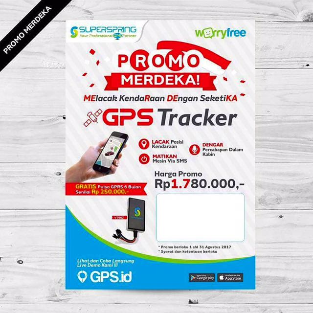 GPS Tracker Super Spring