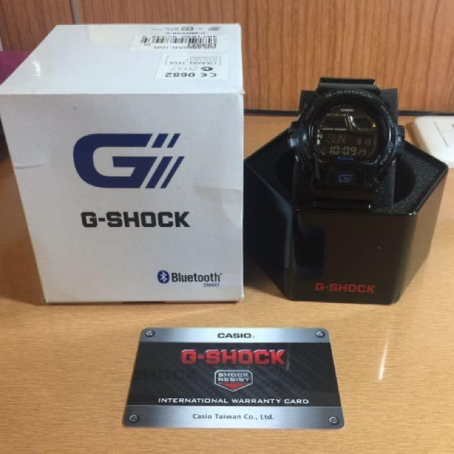 G-shock GB-6900AB 藍芽版