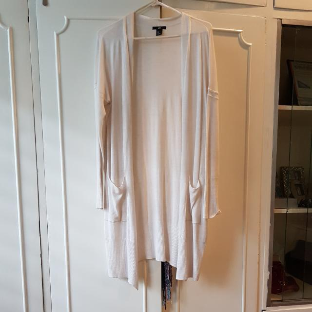 H&M Long Flowy Cardigan