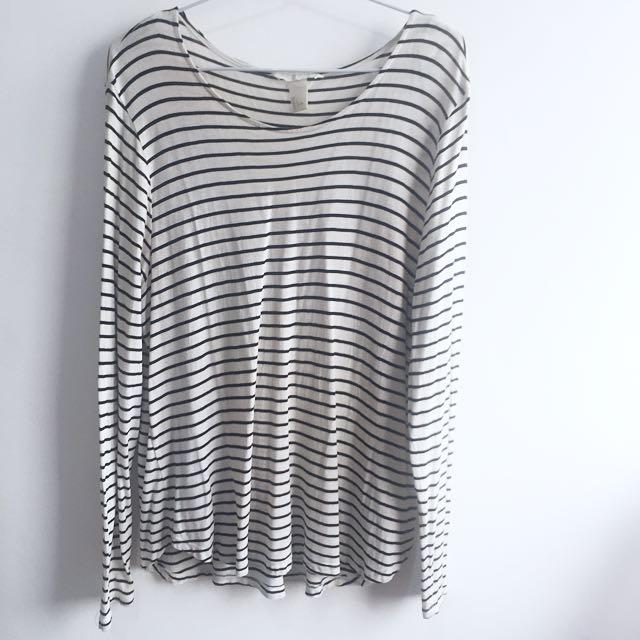 H&M Taylor Stripes