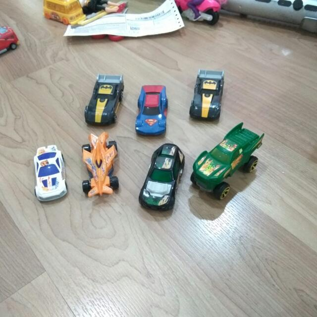 Hotwheels Cars Original Superman Batman, Toys & Games, Diecast & Toy Vehicles on Carousell