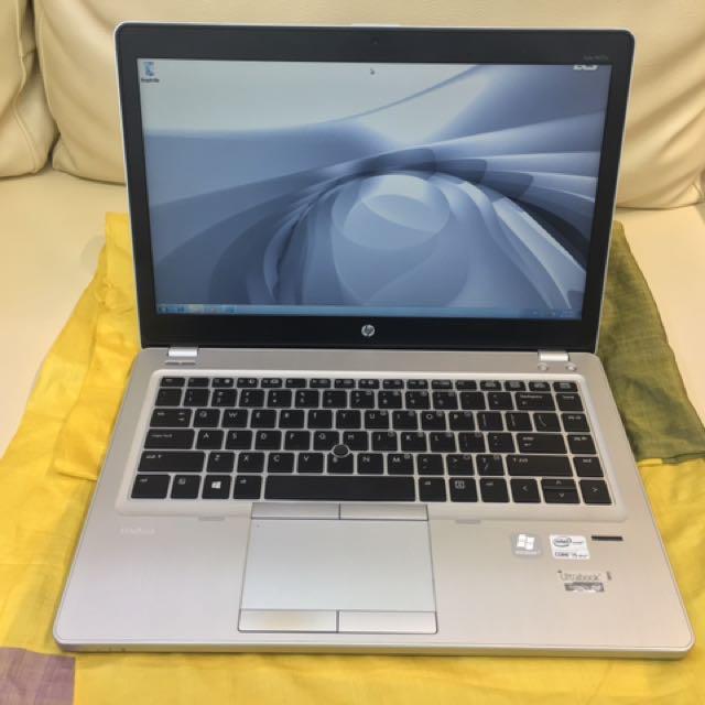HP Folio 9470m Elitebook Intel core i5 3rd gen 4gb ram 250gb hdd