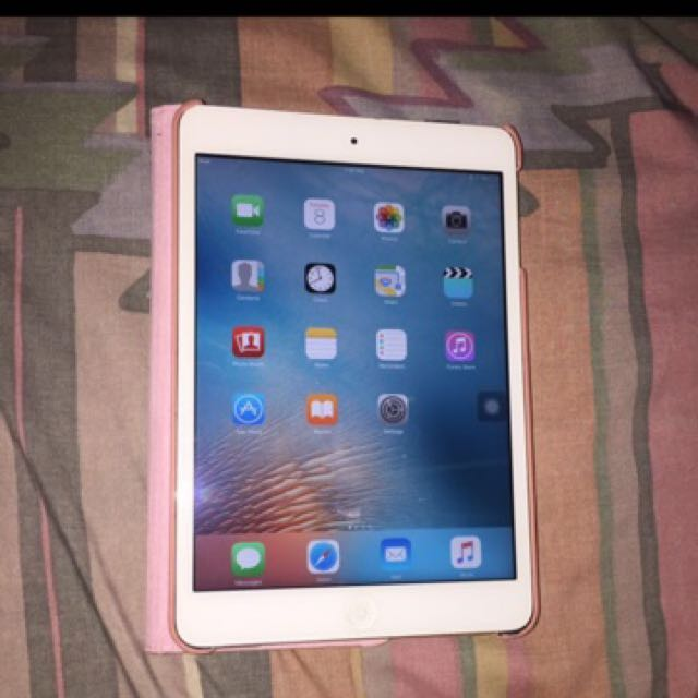 Ipad Mini 1 with sim (smart only)
