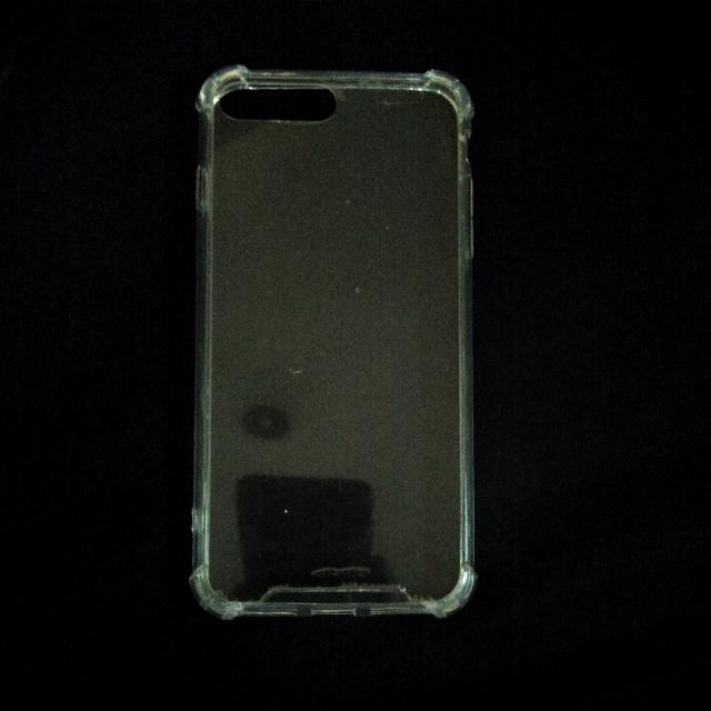 iPhone 7 Plus Clear Shockproof Case