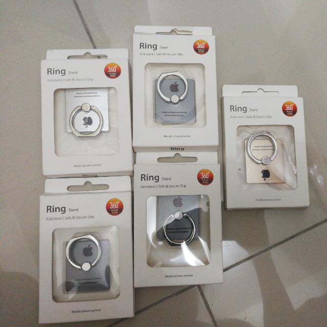 Iphone Ring Stent