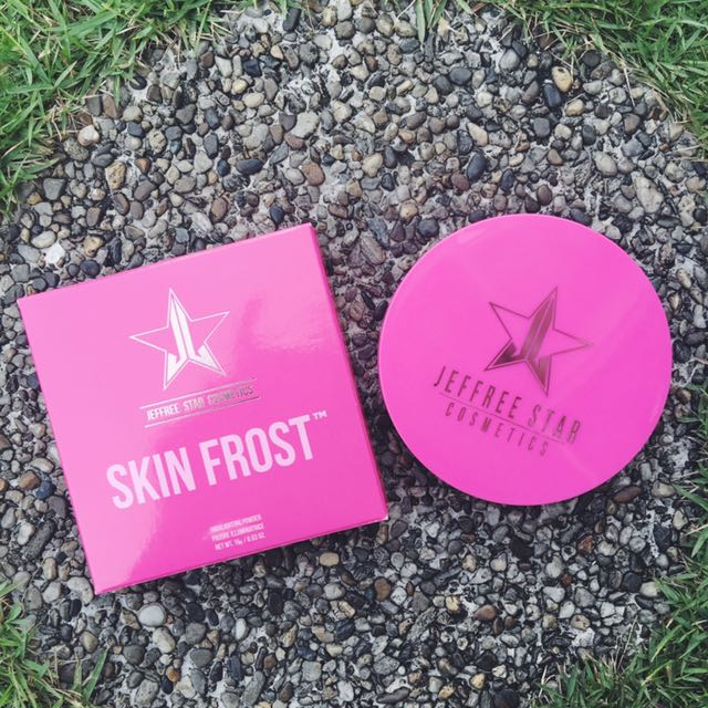 Jeffree Star Cosmetics Skin Frost in Siberian Gold