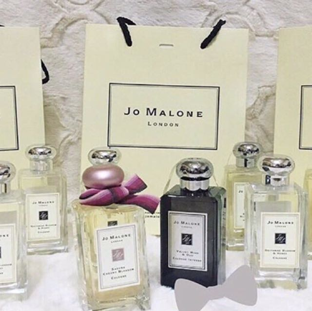 Jo Malone Authentic Perfumes