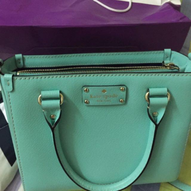 Kate Spade Wellesley Small Quinn Crossbody Tote Handbag 9020e5750bc53