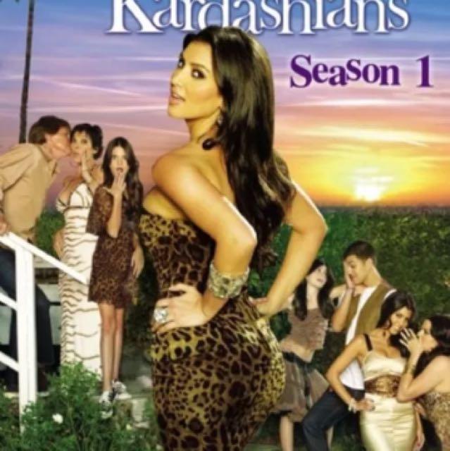 Keeping Up With The Kardashians Season 1