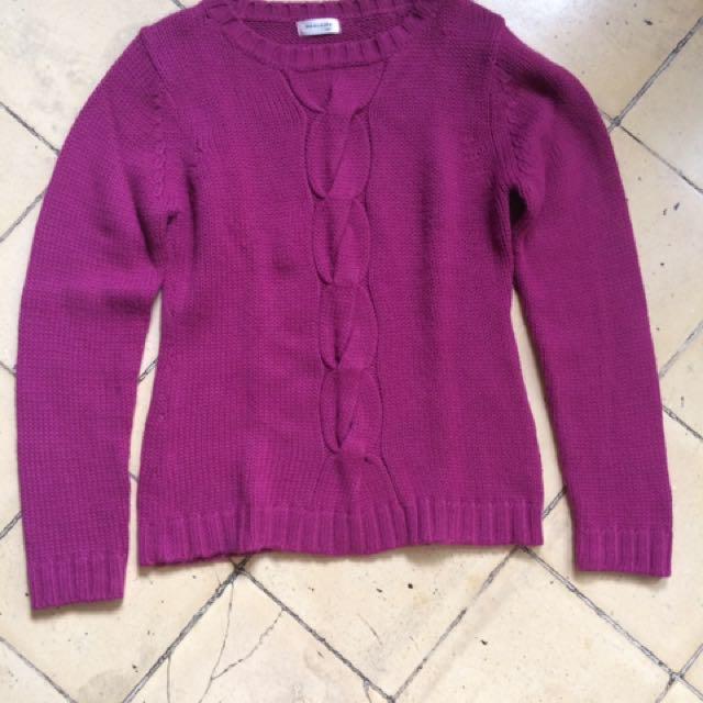 Knitted Longslevee
