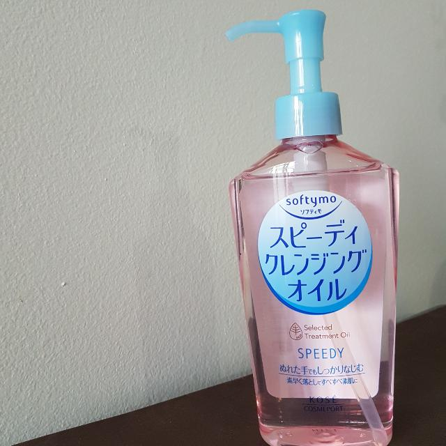 Kose Softymo Speedy Oil Cleanser - Makeup Remover