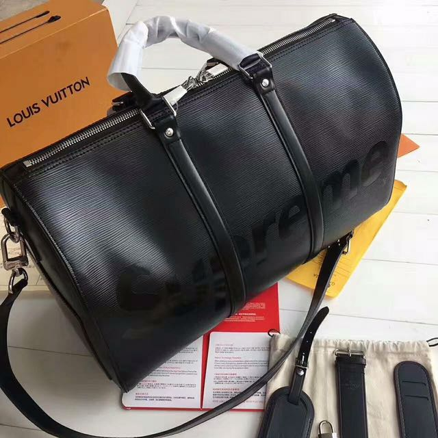 LV Louis Vuitton Supreme Bag