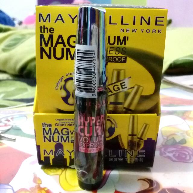 Maybeline Hyper Curl Express Volume Mascara